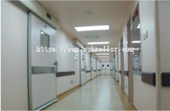 Semi-Automatic Sliding Door System