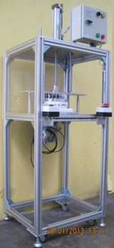 Assembly Press Machine for Vacuum Cleaner Component-3