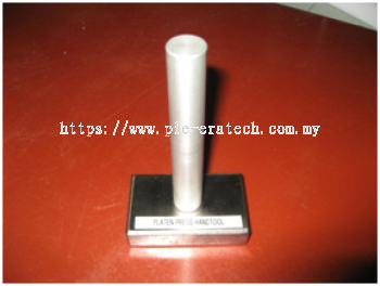 Platen Absorber Press Handtool