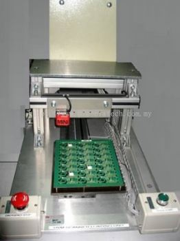 QR Code Checking Fixture for PCA Assy
