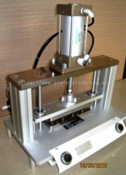 Gear Ramp Pneumatic Press Fixture for Printer Assy