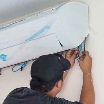Air Cond Installation