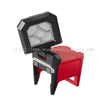 LED Pivoting Area Light