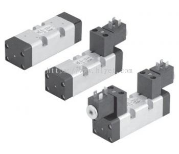 SERIES: ISO 5599/1 VALVES -SIZE 1
