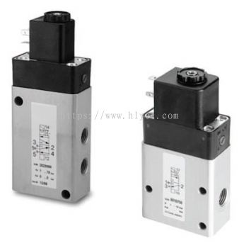 3/2,4/2 and 5/2 Directional control valves (Series: 26230,80107 Namur)