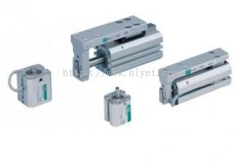 Small compact cylinder (MSD/MSDG)