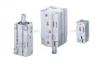 Position locking compact cylinder (USSD)