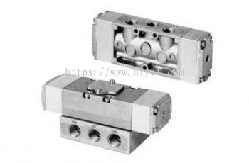 Pneumatic valve master valve (4F/M4F)