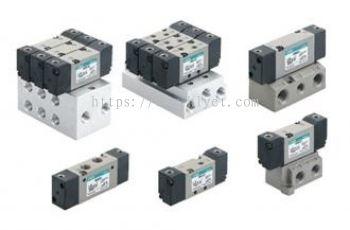 Pneumatic valve / Master valve (4KA/B-M4KA/B)
