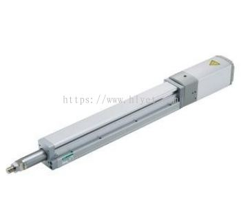 Electric actuators Guide integrated rod type (EBR-M)