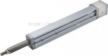 Electric actuator Guide integrated rod type (EBR-L)