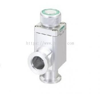 Manual valve for high vacuum (MVB)