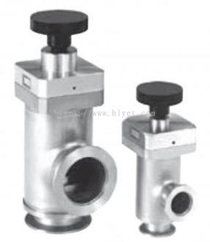 Manual valve for high vacuum MVP Series (MVP)