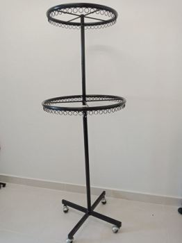 2LAYER RING STAND