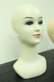 Mannequine Display-Mannequine Head-Long