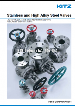 KITZ Stainless and High Alloy Steel Valves