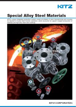 KITZ Special Alloy Steel Valves
