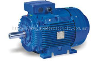 ZWE (IE2) Increased Power Motors