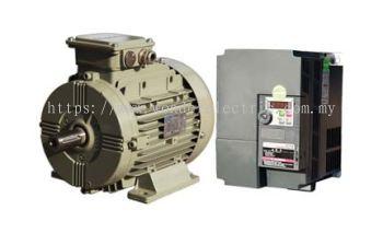 WST (IE4) Super-Premium PM Synchronous Motors