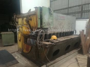 "Used ""Pearson"" Cutting Machine"