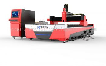 E Series Open Type Single Table Laser Cutting Machine - Advance Pacific Machinery Sdn Bhd