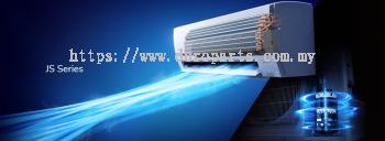Mitsubishi Electric Air Conditioner 1.0HP R32 Standard Inverter JP Series