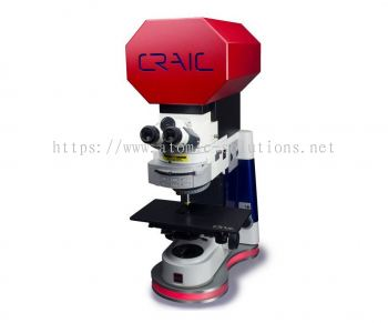 UV-visible-NIR Microspectrophotometer
