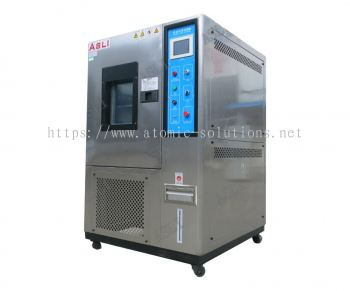 Programmable Temperature & Humidity Test Chamber