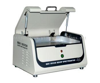 EDX1800B XRF Spectrometer RoHS Specialist