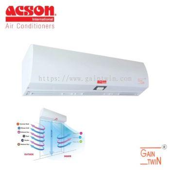 Acson 3�� x 8�� Air Curtain The Invisible Wall D Series