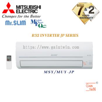MITSUBISHI R32 INVERTER JP SERIES