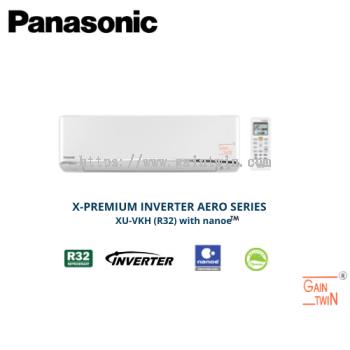 Panasonic X-Premium Inverter R32 CS/CU-XU VKH-1