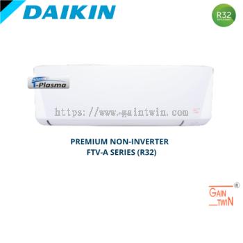 Daikin A-Series(PLASMA) 1.5hp Wall Mounted R32 Non Inverter FTV35A/RV35A
