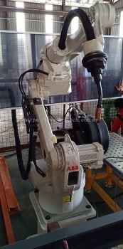 ABB-Steel Robot Welding