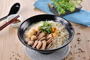 Pepper Soup Pork Noodles