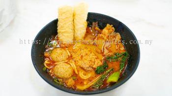 Spicy Bihun Mee Hoon ��������