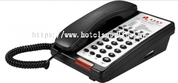 Hotel Guest Room Telephone