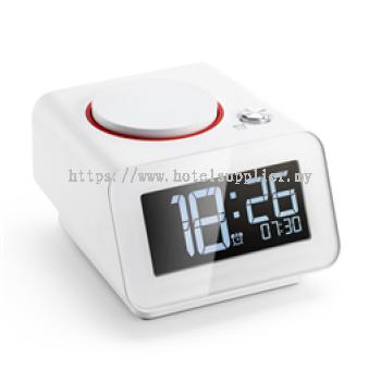 Hotel Multifunction Alarm Clock