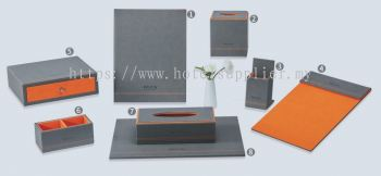 Hotel Guestroom Leather Products