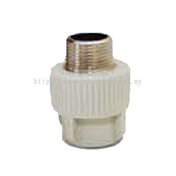 Threaded Male Coupling