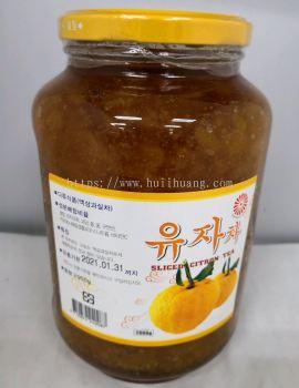Korean Citron Tea �������Ӳ�