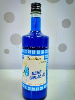 Blue Curacoa Syrup