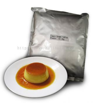 Caramel Pudding Powder
