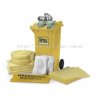 Chemical Spill Kit - 240L (Cart)