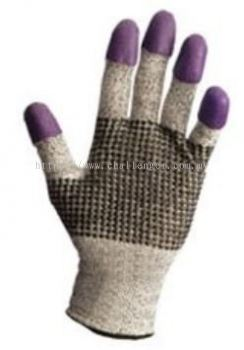 KLEENGUARD G60 Purple Nitrile Cut Resistant Level 3 Gloves