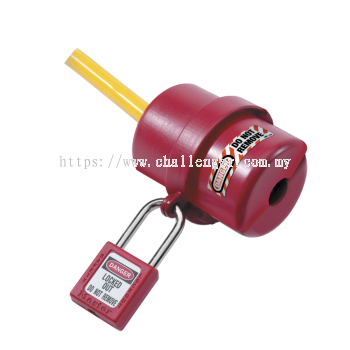 Rotating Electrical Plug Lockouts
