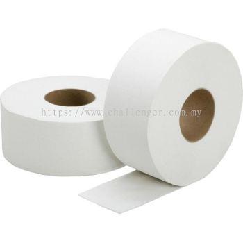 SCOTT® 1-Ply Jumbo Roll Tissue (Embossed - 400m)