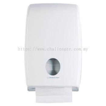 AQUARIUS™ Multifold Towel Dispenser Double
