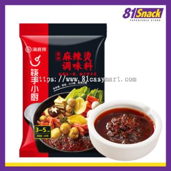 海底捞清油麻辣烫调味料 (Basic Stir Fry Sauce Clear Oil Spicy)