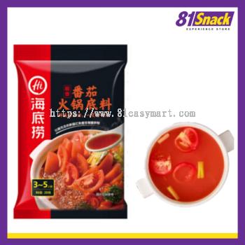 海底捞酸香番茄火锅底料 (Tomato Hot Pot Seasoning)